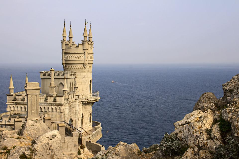 Chateau du nid d'Hirondelle